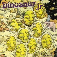 Dinosaur Jr. - I Bet On Sky LP