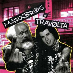 Marx Bros/ Travolta - s/t LP