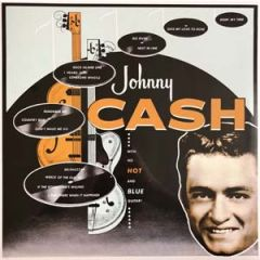 Johnny Cash - With His Hot And Blue Guitar LP