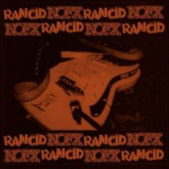 NOFX/ Rancid - split LP