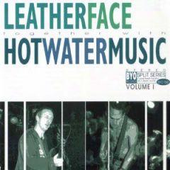 Leatherface/ Hot Water Music - split LP