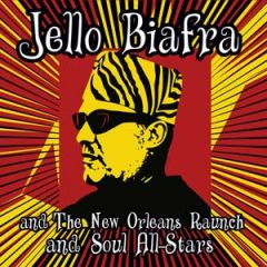 Jello Biafra & TNOR&S Allstars - Walk On Jindal's Splinters LP