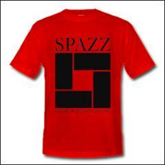 Spazz - Golden Harverst Hardcore Shirt