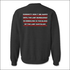ManLiftingBanner - No Compromise Sweater