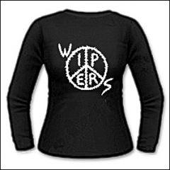 Wipers - Logo Girlie Longsleeve (reduziert)