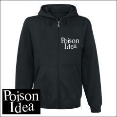 Poison Idea - Logo Zipper (reduziert)