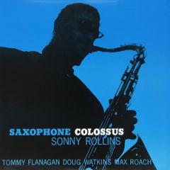 Sonny Rollins - Saxophone Colossus LP