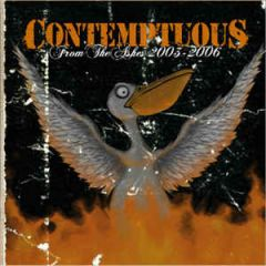 Contemptuous - From The Ashes 2003 - 2006 LP
