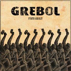 Grebol - Fyrtio Års Slit LP