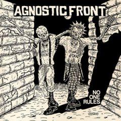 Agnostic Front - No One Rules LP