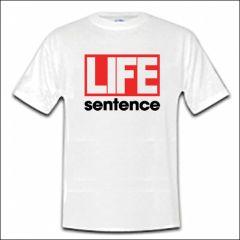 Life Sentence - Logo Shirt