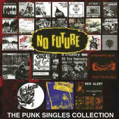 V.A. No Future - The Punk Singles Collection 2xLP