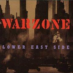 Warzone - Lower East Side LP