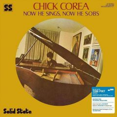 Chick Corea - Now He Sings, Now He Sobs LP