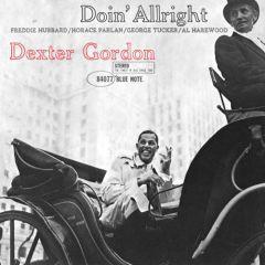 Dexter Gordon - Doin' Alright LP