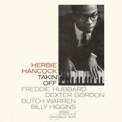 Herbie Hancock - Takin Off LP