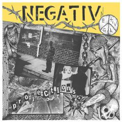 Negativ - Projections LP