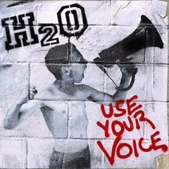H2O - Use Your Voice LP