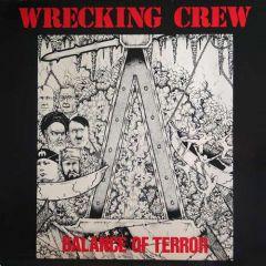 Wrecking Crew - Balance Of Terror LP