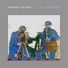 Cabaret Voltaire - The Crackdown LP