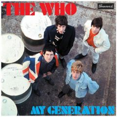 The Who - My Generation 3xLP (Deluxe Edition)