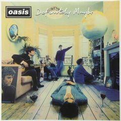 Oasis - Definitely Maybe 2xLP