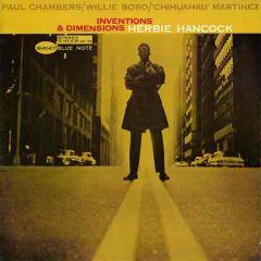 Herbie Hancock - Inventions & Dimensions LP