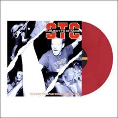 1 LP/ 1 CD Subject To Change LP Bundle on red
