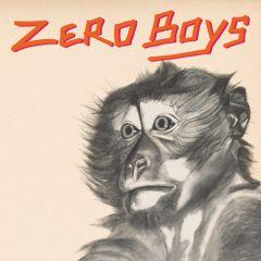 Zero Boys - Monkey LP