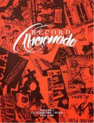 Record Aficionado - Volume 1: US Hardcore/ Punk 1978-1985 Buch
