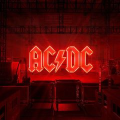 AC/ DC - Power Up LP (Opaque Red Vinyl)