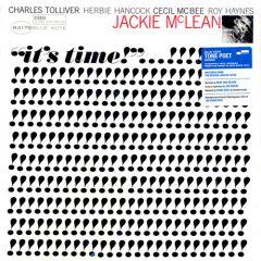 Jackie McLean - It's Time LP (Tone Poet Edition)