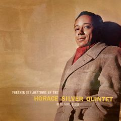 Horace Silver - Further Explanation LP (Tone Poet Edition)