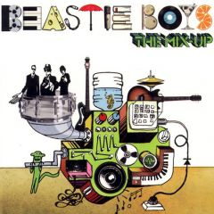 Beastie Boys - The Mix UP LP