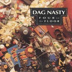 Dag Nasty - Four On The Floor LP