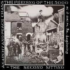 Crass - Feeding the 5000 LP