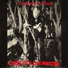 Condemned To Death - Diary Of A Love Monster LP