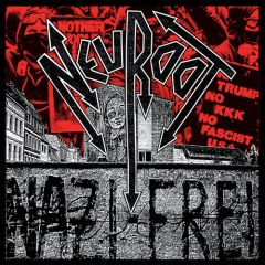 Artcore No. 38 Fanzine/ with Neuroot - Nazi Frei 7