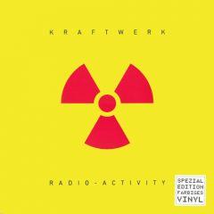 Kraftwerk - Radio-Aktivität LP (gelbes Vinyl)
