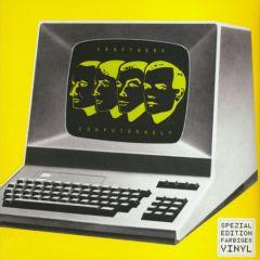 Kraftwerk - Computerwelt LP (gelbes Vinyl)