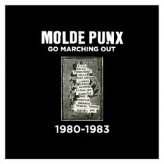 V.A. Molde Punx Go Marching Out 1980-83 2xLP