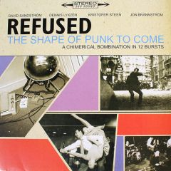 Refused - The Shape Of Jazz To Come 2LP