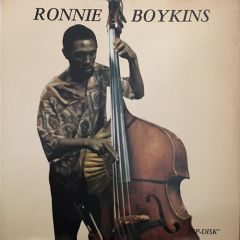 Ronnie Boykins ?– The Will Come, Is Now LP