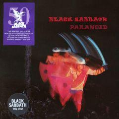 Black Sabbath - Paranoid LP (50th anniversary)