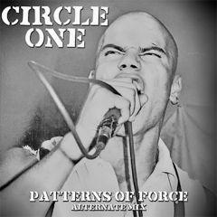 Circle One - Patterns Of Force, Alternative Mix LP