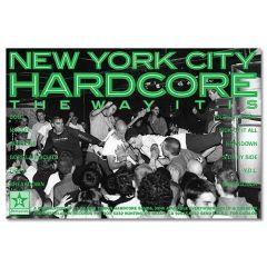 New York City Haardcore, The Way It Is Poster