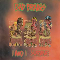 Bad Brains - I And I Survive 12