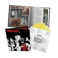 7 Seconds - The Crew LP Deluxe Edition