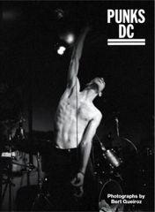 Bert Queiroz - Punks DC Book