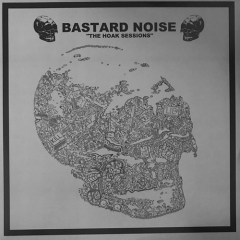 Bastard Noise / Lack Of Interest – Split LP